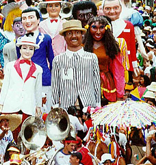 Carnaval e o trabalho
