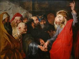 Dinheiro de César de Peter Paul Rubens