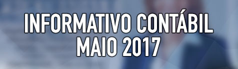 Foto de Informativo Acesso Contábil – Maio/2017