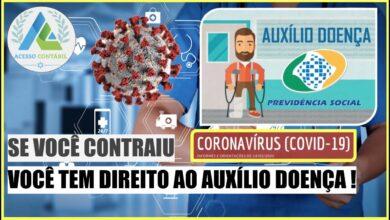 Foto de Auxílio Doença e Corona Vírus (Covid-19)